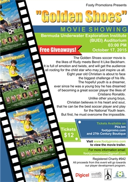 Golden Shoes Football Movie Showing